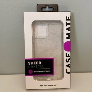 Sheer Crystal Case-Mate iPhone 11 Case